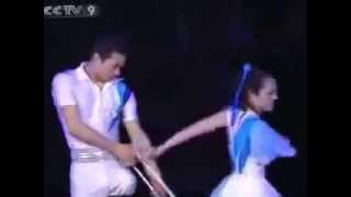 Воля к победе - мотивация - китайский балет инвалидов(Обзоры на http://greatseabattle.com/preview/ Воля к победе, которая выразилась в танце двух молодых людей с ограниченными..., 2014-07-30T20:16:30.000Z)