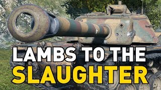 World of Tanks || Lambs to the Slaughter!