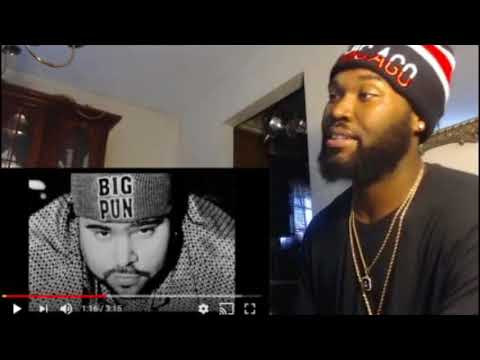 Big Pun  Beware  REACTION