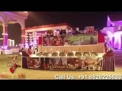 Nandanvan Farm | Premium Wedding Farmhouse in north delhi at Gt Karnal Road | VenueInDelhi.com