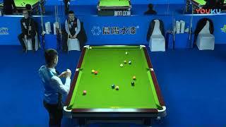 Gambar cover Wang Yun (CHN) VS Liu Chuang (CHN) - 7th World Chinese Pool Masters Grand Finals