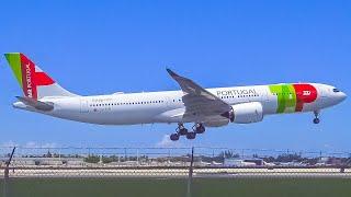 (4K) Afternoon Rush at Miami International Airport