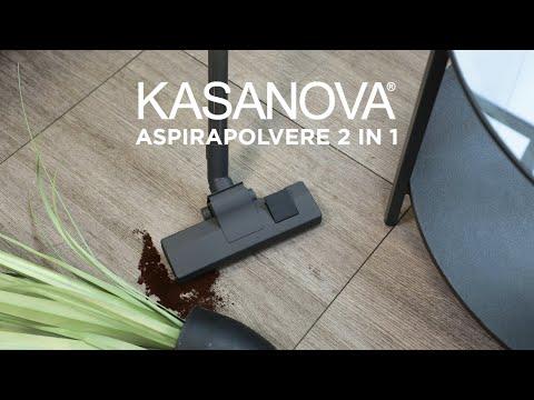 ASPIRAPOLVERE 2 IN 1 DA 600W<br><br>-Aspirapolvere...