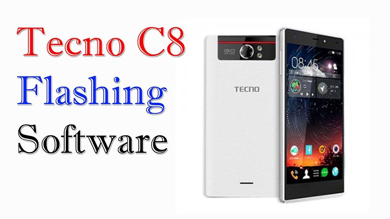 firmware tecno c8