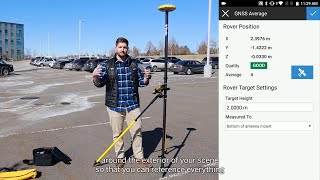Getting Started With the R4s LE GNSS Receiver | Trimble Forensics