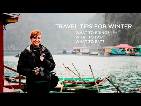 [Travel tips] For visiting Halong Bay in the winter   Indochina Junk