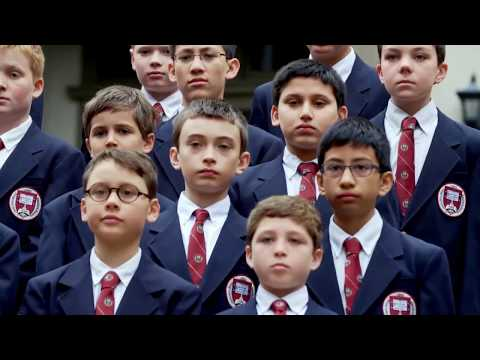 St. Paul's Choir School: Ave Maria | This is the Day