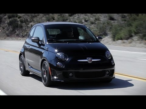 Fiat 500 Abarth Review (Tiny Turbos Pt.1)  -- Everyday Driver