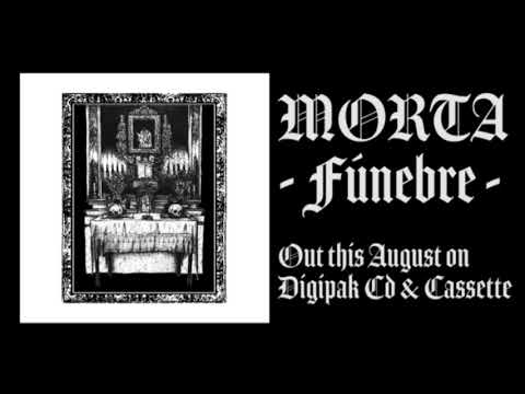 MORTA - Sin Voz Ni Rostro [TRACK PREMIER]
