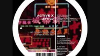 Active X - Let's Go (Vank Remix) 2001