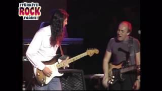 MFO - Mazhar Fuat Özkan - Gitarda Yavuz Çetin