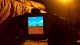 SonicN Game Sample: N-Gage