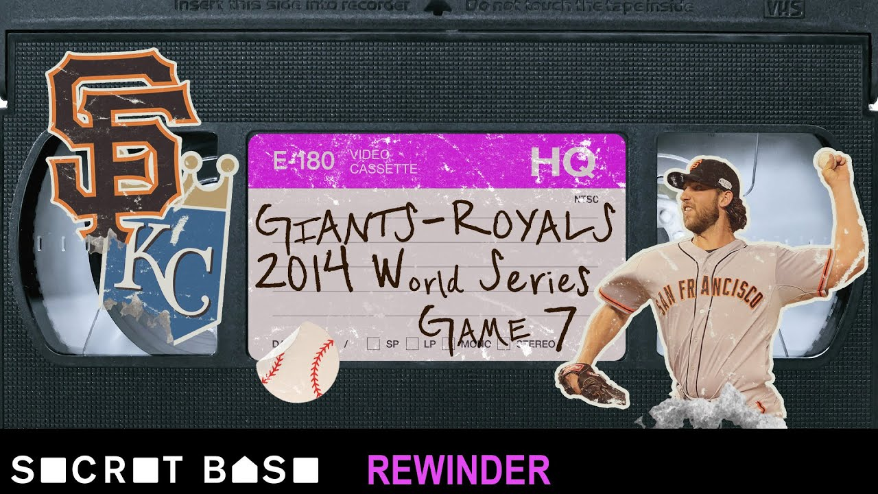 Madison Bumgarner's epic World Series finish deserves a deep rewind | 2014  Giants-Royals Game 7