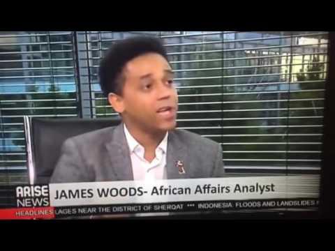 James Woods on Arise TV