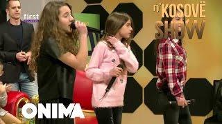 Elvana Gjata ft. Flori - Kuq e zi je ti (cover Venesa & Argjenda Doci, Verona Kryeziu)