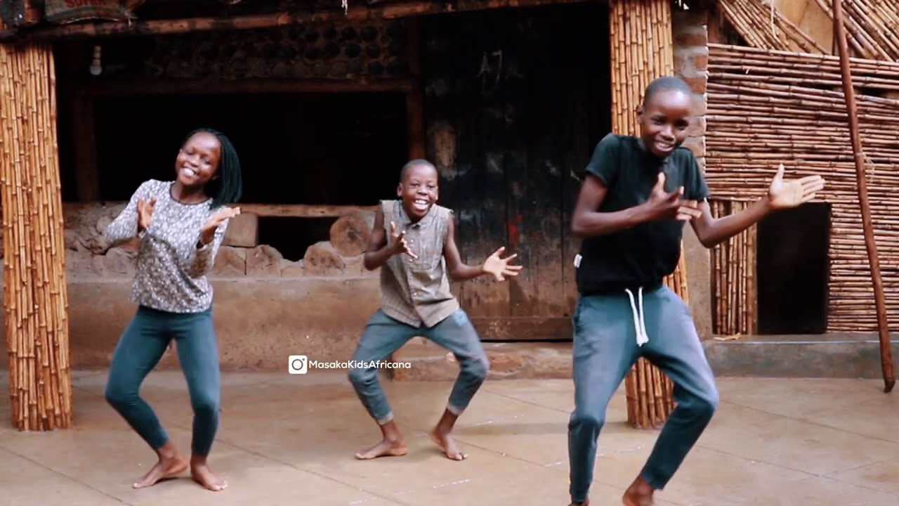 Masaka Kids Africana Dancing Laugh Now Cry Later  By Drake ft. Lil Durk