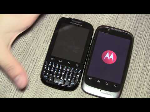 Motorola Fire Xt XT530 Unboxing and Hands on comparison with Fire Android 2.3 - iGyaan.in