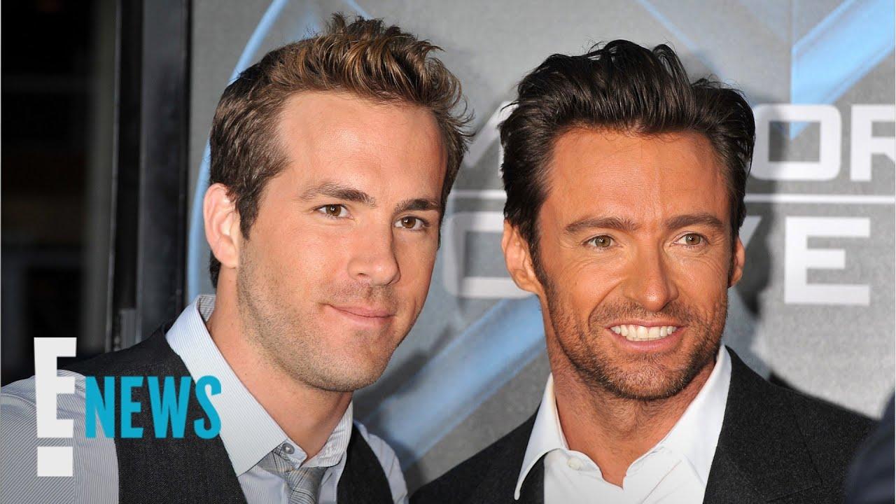 Hugh Jackman Trolls Ryan Reynolds With Birthday Video