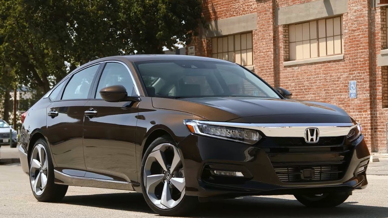2018 Honda Accord >> 2018 Honda Accord Our 5 Favorite Things