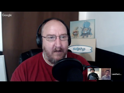LaraChat Live - Episode 34 - API Nightmares