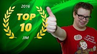 Top 10 - Beste Games van 2016 volgens Jim
