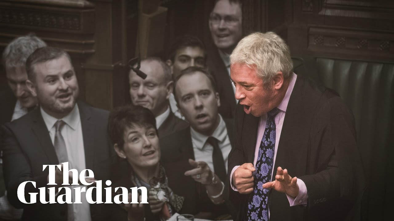 'Order!' Why Europeans are turning to John Bercow for light relief in  Brexit chaos