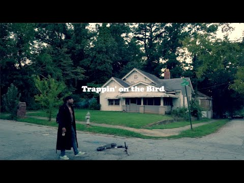 LORD BISQUE - TRAPPIN' ON THE BIRD - Official Video 2019