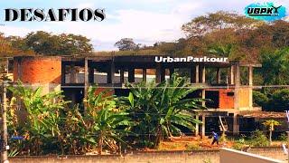Explorando Lugares 2 (desafios) - Parkour Muriaé MG