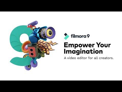Filmora9   Empower Your Imagination