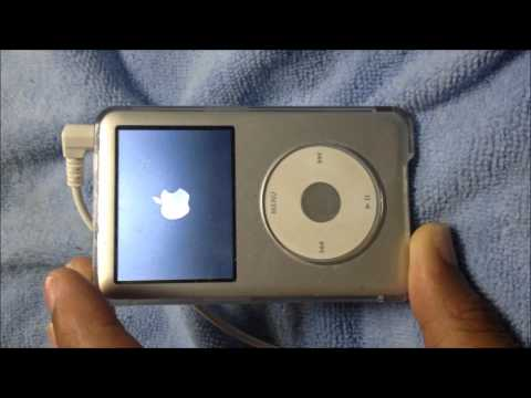 How to Reset Ipod Classic