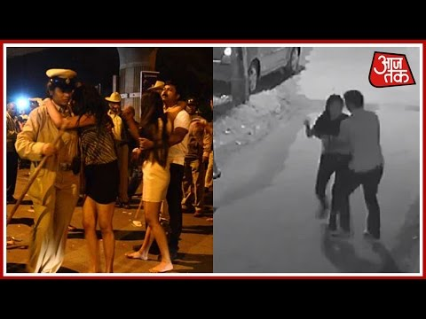 Bangalore Mass Molestation