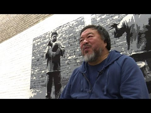 """Ai Weiwei: """"Das Boot ist nicht voll, sondern unsere Herzen"""""""