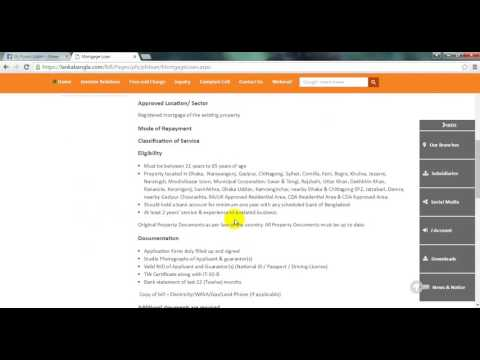 Mortgage Loan LankaBangla Tm Finance 9