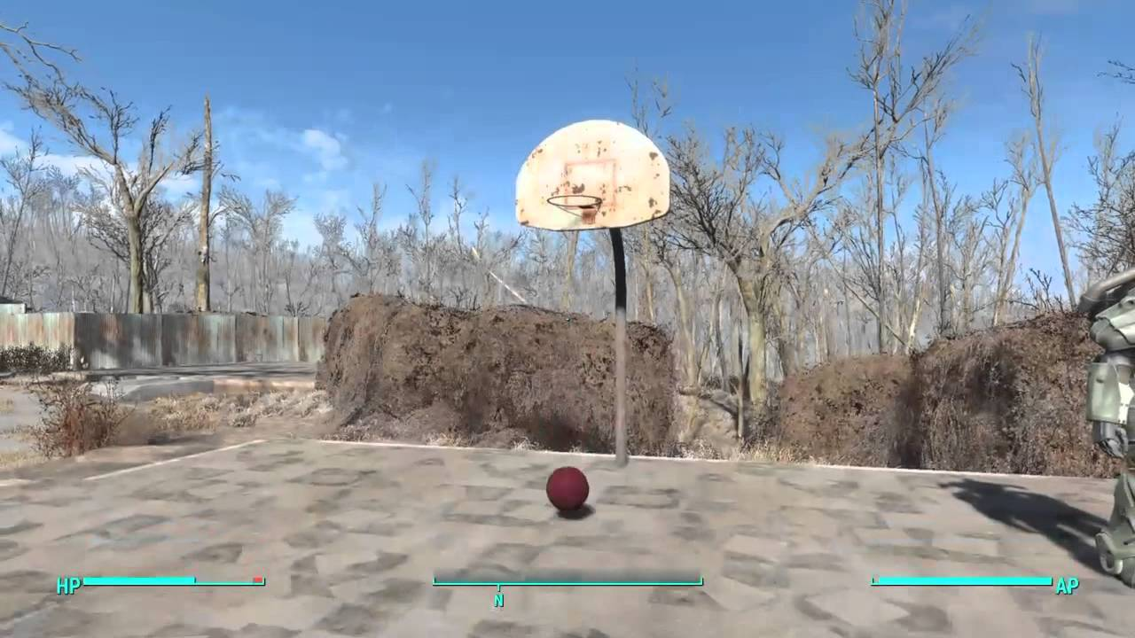 Image result for fallout 4 basketball
