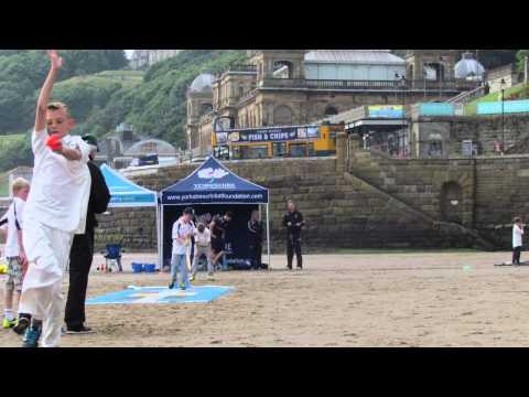 Beach Cricket - Case Studies - Yorkshire Cricket Foundation