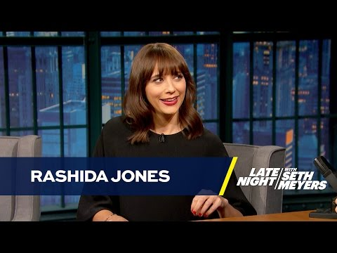 Rashida Jones Recast Her Father Quincy Jones on Her