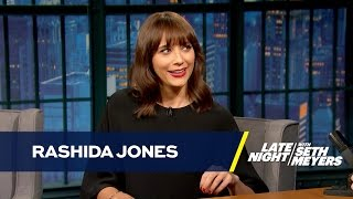 Rashida Jones Recast Her Father Quincy Jones on Her Show