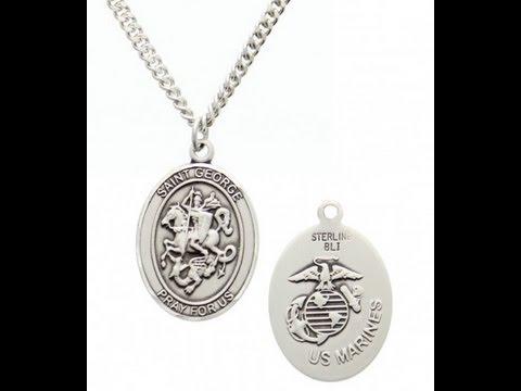 St. George Marines Medal - EN6097