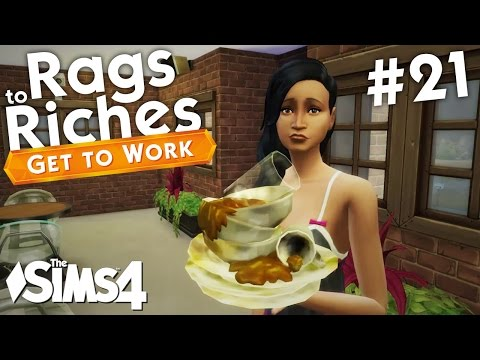 The Sims 4 Get To Work - Rags to Riches - Part 21