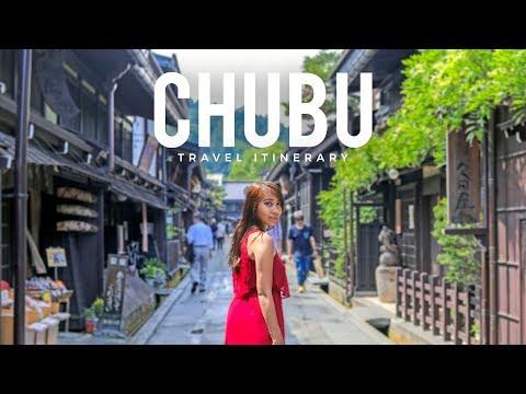 5-Day Itinerary in Central Japan | Chubu: Nagoya, Gujo, Matsumoto and more!