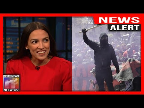 ALERT: AOC's STUNNING Response To Terror Strike On US Soil PROVES She Needs To Be ARRESTED At Once