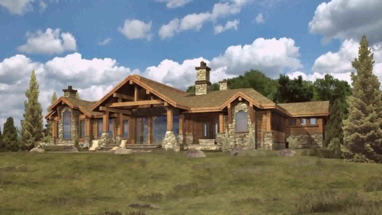 Ranch Style Modular Homes Plans - YouTube