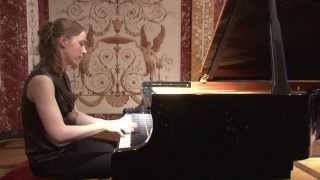 Franz Liszt, Rhapsodie Espagnole S 254 - Evgenia Fölsche