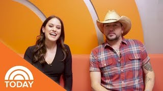 Jason Aldean On His New Album 'Rearview Town' And His Favorite Entertainers | Donna Off-Air | TODAY