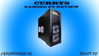Cyberpower revolution gaming pc review