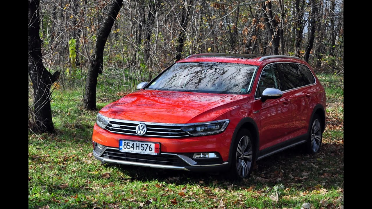 test vw passat b8 alltrack 2 0tdi 240 youtube. Black Bedroom Furniture Sets. Home Design Ideas