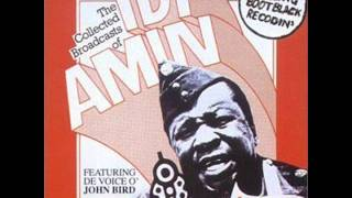 Warum Joe-Idi Amin 1981 (French Protest Punk-Rythm Punk-Synth Punk)