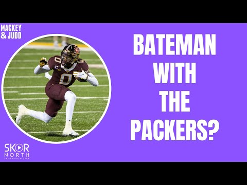 Will Rashod Bateman end up with the Green Bay Packers?!