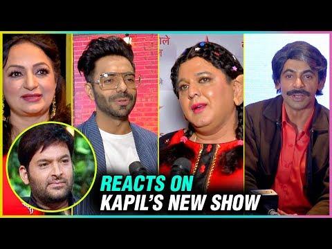 Sunil Grover, Upasna Singh, Ali Asgar, Aparshakti Khurana React On Kapil Sharma's New Show