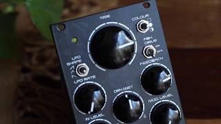 Kit Review # 31 - Erica Synths BBD Delay/Flanger - Demo Video